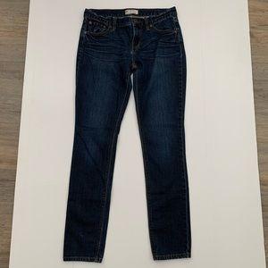 Free people dark jeans size 26